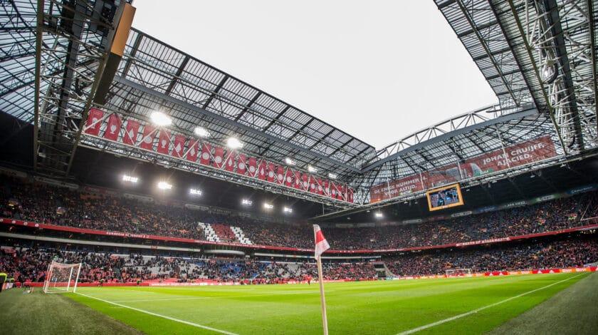 Amsterdam Arena inside