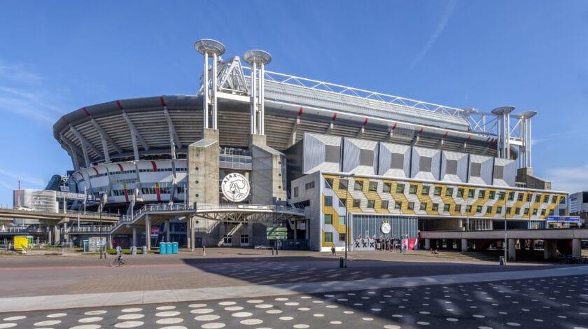 Amsterdam Arena outside